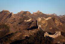 中国 / 万里の長城