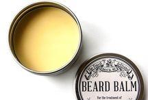 Beard Balm & Oil
