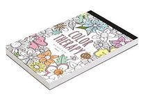 Korea Coloring Book For Adult Graffiti Painting Drawing Book / Korea Coloring Book For Adult Graffiti Painting Drawing Book Color Therapy Coloring Books for Adult Relaxation DIY Post Cards