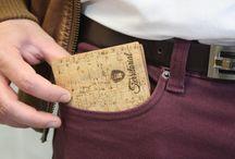 billetera corcho
