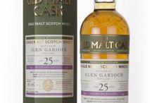 Glen Garioch single malt scotch whisky / Glen Garioch single malt scotch whisky