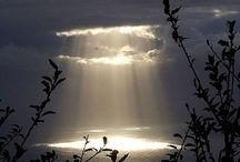 Soleils de l'aube au crépuscule