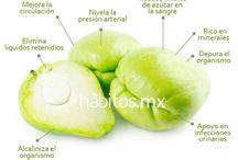 verduras medicinales