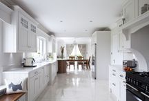Classic New England / This design is a very clean and classic with inspiration taken from the 'New England' style
