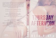 Thursday Afternoon / Releasing 6/22/17 now available on pre-order <3 http://amzn.to/2pyVt8F