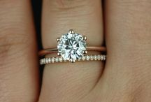 The Rings / bands and rings / by WeddingDresses.com