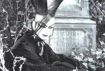 Goth / Punk 70/80/90 / Punk/Goth subculture / by ༺♥༻ ╋ Babayaga ╋༺♥༻