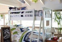 The Boys room ideas / by Lindsey Maro