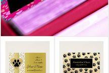 pet business cards / pet business cards