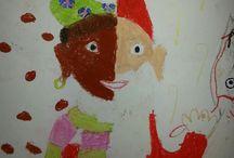 School - Sinterklaas