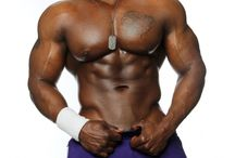 Dark muscles