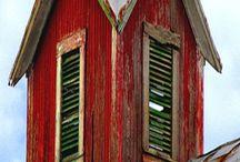 Cupolas / by Jonni Huntley Spaulding