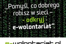e-wolontariat