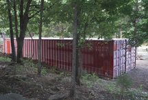 Shipping Container Homes / by Maria