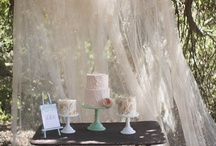 Wedding backdrop ideas / by Lisa Jolly