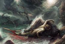 Aledin's paintings / Artwork by Alejandro Dini