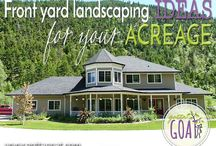 Landscaping Ideas / Landscaping Ideas