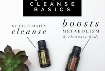 Let's cleanse / doTERRA essential oil 30 day cleanse. Step by step, what to use each product for.