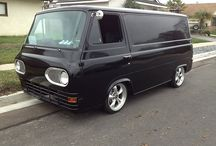 Ford vans cool