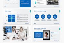 презентация / концепции презентаций для деловых людей