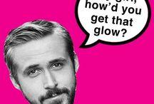 Ryan Gosling /  Canadian actor, film director, writer, and musician (ο δεσμός μου)