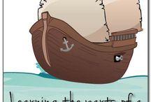 Pirates Theme Study