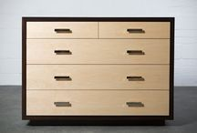Chest of drawers / chest of drawers / bespoke furniture