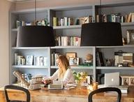 office ideas / by Amanda Morgan