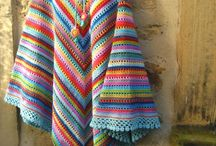 #Crochet poncho patterns