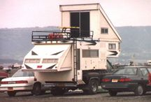 Unusual,  Unique Truck Camper RV's / Not normal, but different.