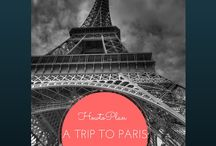 Ideas for France / Ideas and inspiration when travelling to France