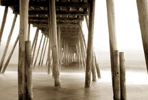 Piers on the Outer Banks of NC