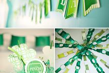 Holidays: St.Patricks Day / A collection of ideas to help you decorate, cook and celebrate St. Patricks day.  / by Handmade in the Heartland