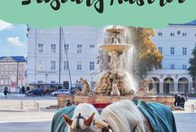 Trip #1 of 2018: Salzburg