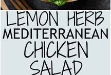 Summer Salad Ideas