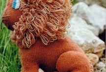 knit toy