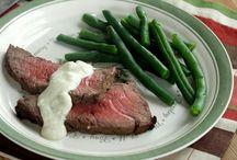 Meats- Pork and Steak