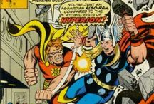 COVERS THOR