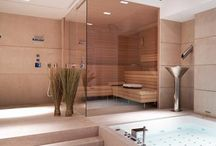 Spa bathrooms