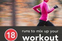Running workouts