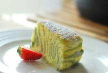 Dessert Recipes / by Mika Walton