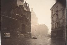 Photography history - Eugène Atget