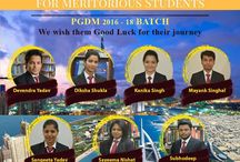 International Trip for meritorious students of PGDM Batch 2016-18