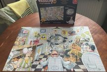 Puzzle / Mostly Wasgij