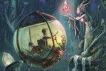 Steampunk Art / Steampunk Art