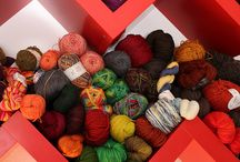 Knitting Work / 世界中のニット製品や作品を集めて、自身の参考にしたいです