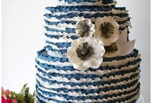 Fabulous Cakes: Blue