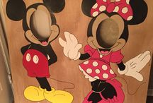 Mickey and Minni party