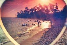 Summer / Sunshine, sea & sand