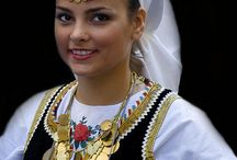 balkán. kostým